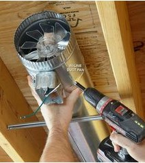 diy ventilation for your workshop