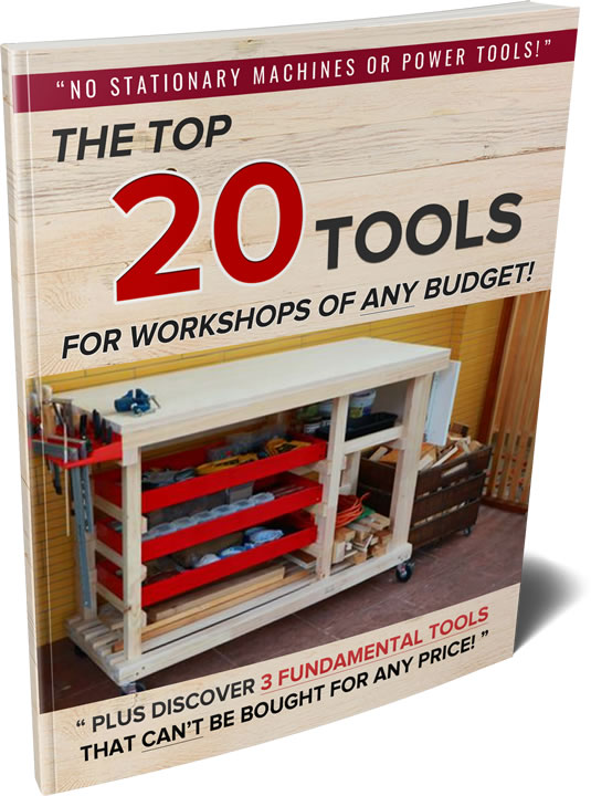 top 20 woodworking tools for workshops